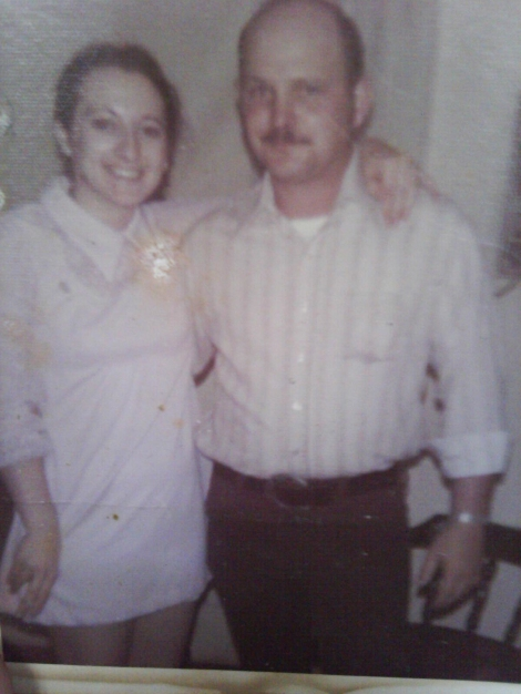 My parents when they were young and spry.