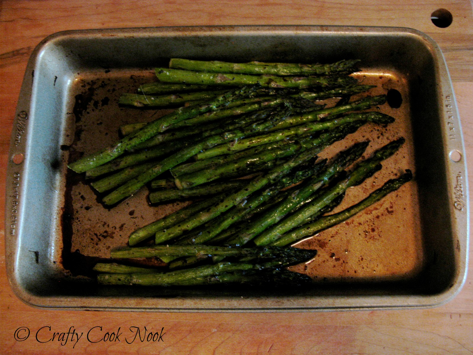 how to cook asparagus in the microwave oven