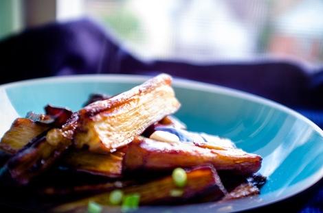 chinese eggplant dish