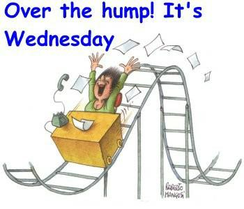 wednesday hump day