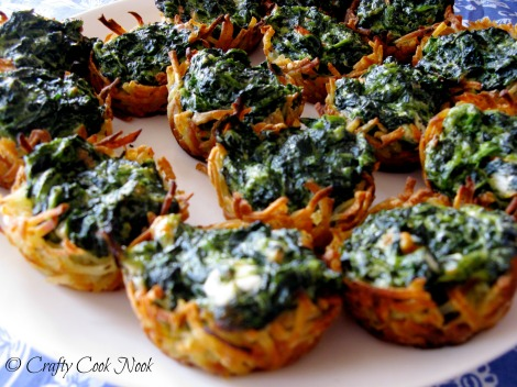 vegetarian winter party appetizer