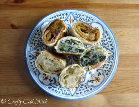vegan knish recipe