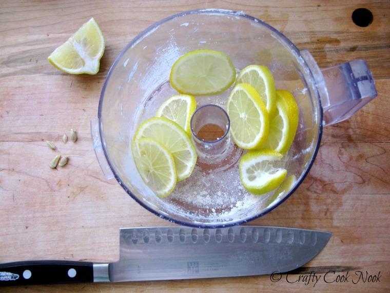 Best Whole Lemon Bars