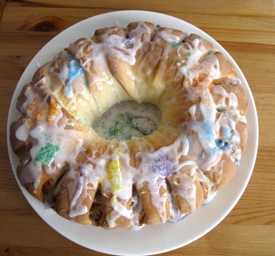 easy to make king cake recipe