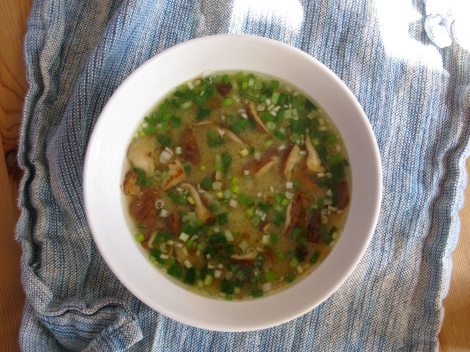 best vegetarian miso soup