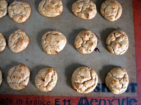 Flourless Peanut Butter Pie Cookies