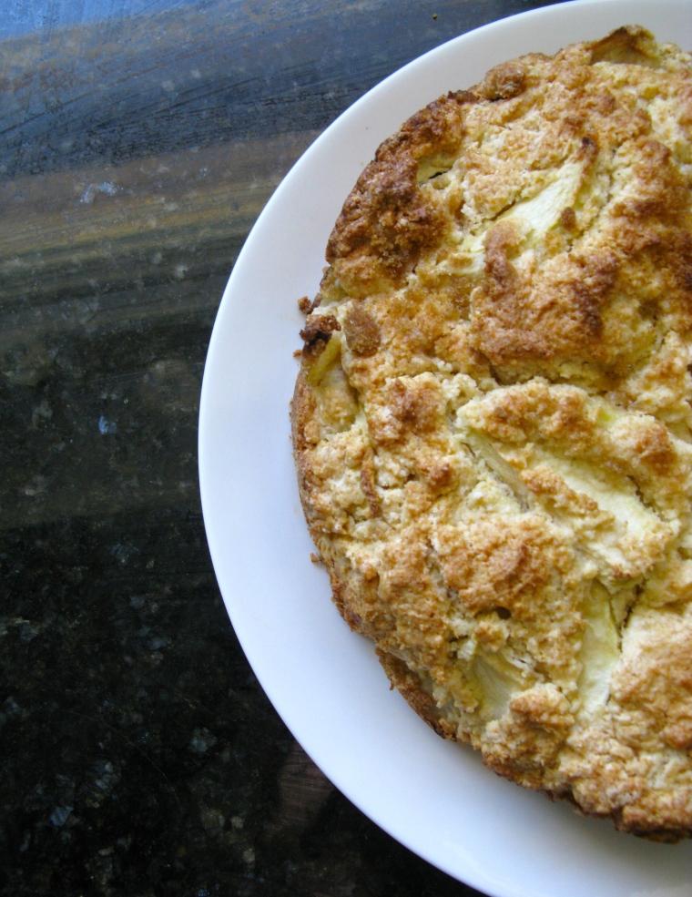 Irish Apple Cake