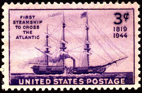 Wiki Commons image. Credit: US Post Office Gwillhickers: hi-res scan of postage stamp from private collection.