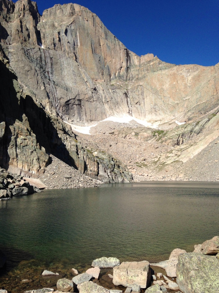 Chasm Lake Hike