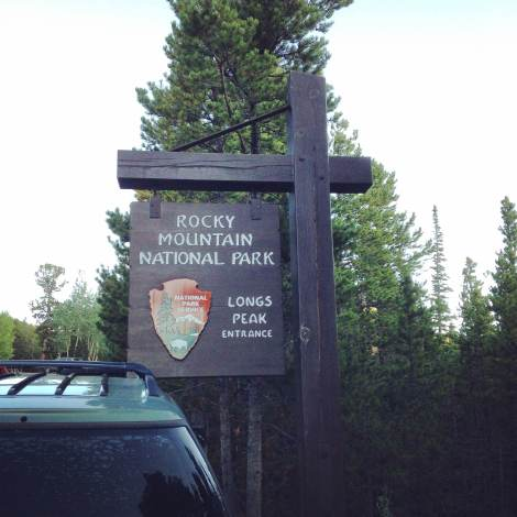 Chasm Lake Hike