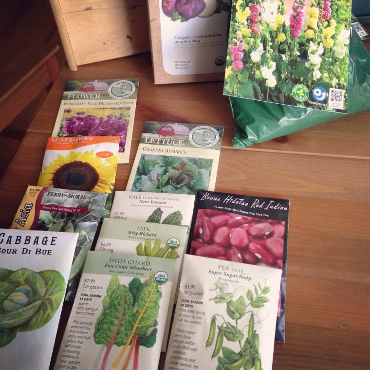 Colorado Spring Gardening