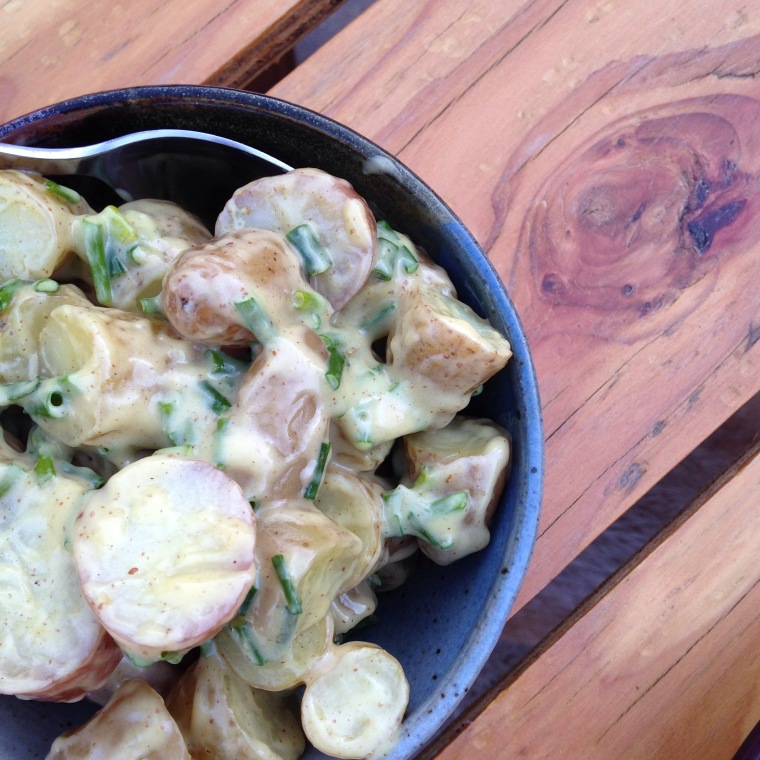 CCN Fingerlling Potato Salad 1