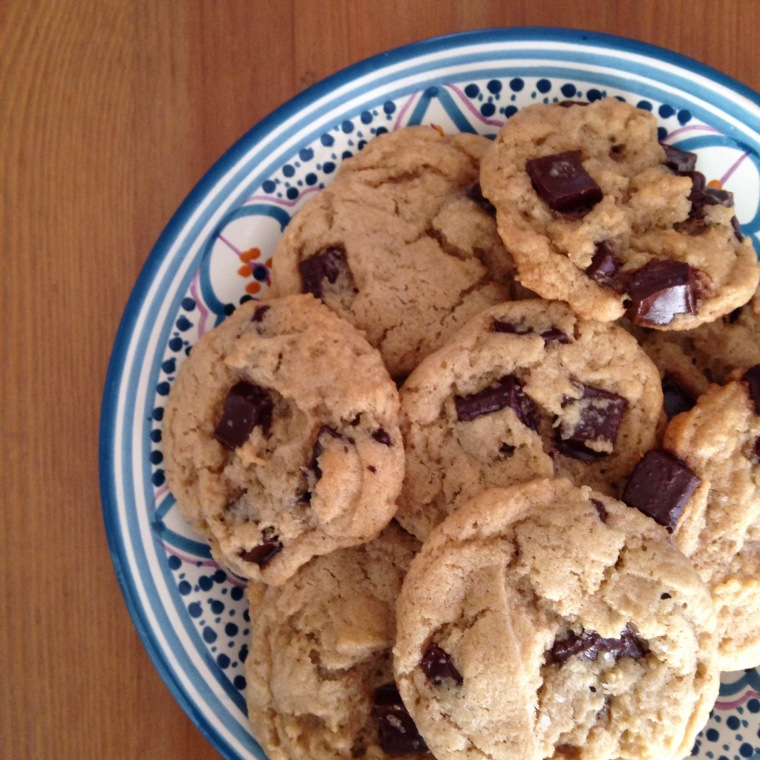 CCN Secretly Vegan Chocolate Chunk Cookies 2